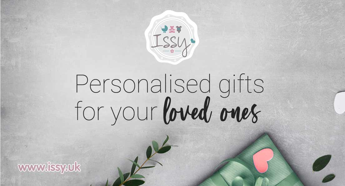 Issy – Personalised and Unique Gifts